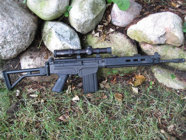 FN-FAL – Kris From Southwest Michigan Gun Review podcast